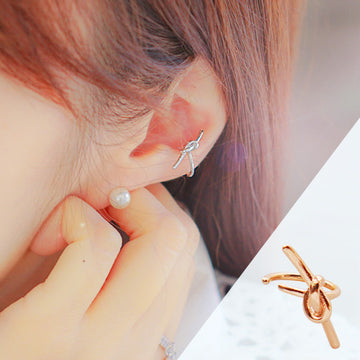 REBA Ear Cuff (simple, twisted) - Wingbling Global