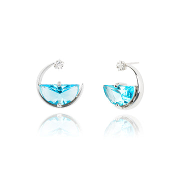 [Delay in Shipment Until End-July] Hello, Ocean Earring