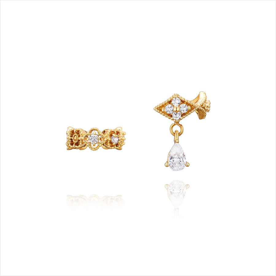 TIA Ear Cuff Set