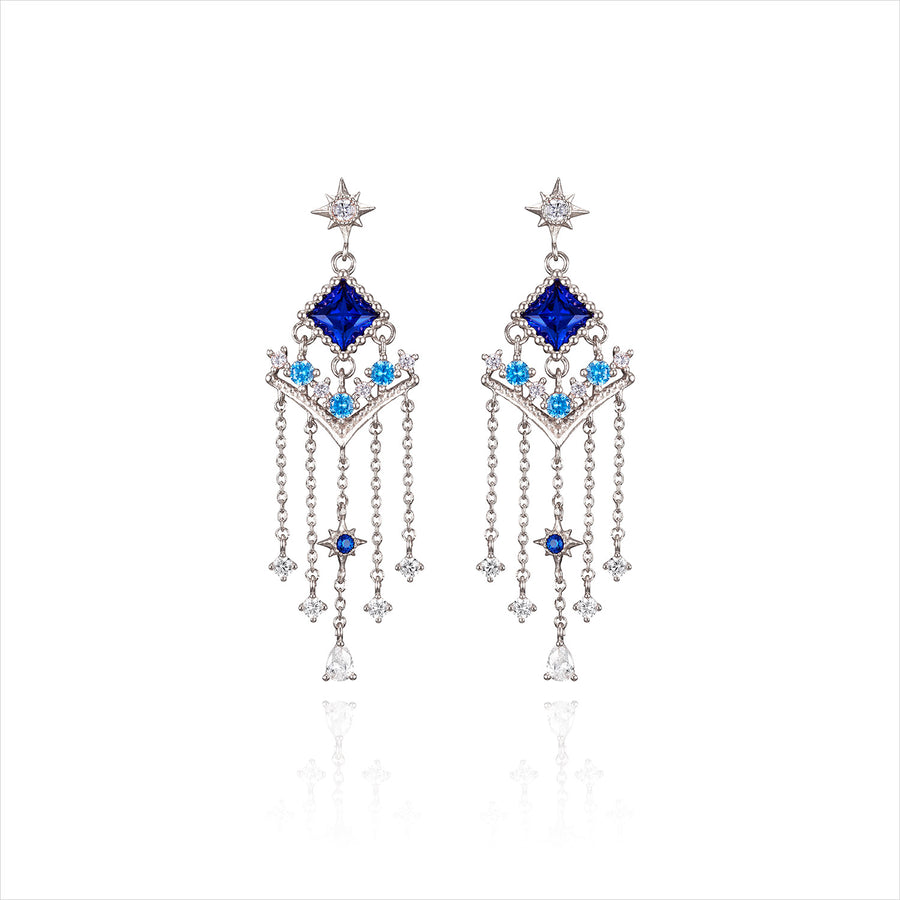 MALDIVES VAADHOO_WHISPERING OF THE STARS Earring