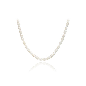 Sugar Pearl Necklace