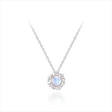 925 Silver Pure Sunshine Necklace
