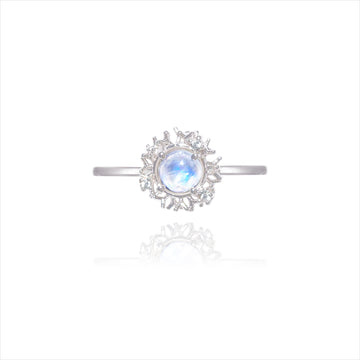 925 Silver Pure Sunshine Ring