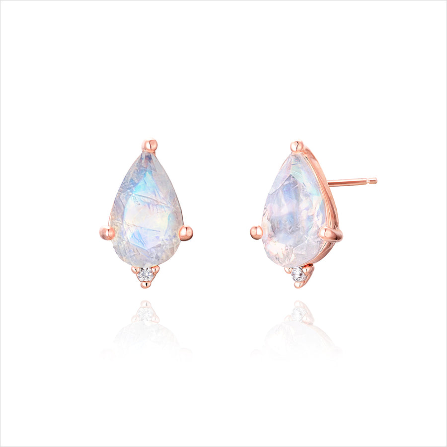MOONSTONE SELENE Earring