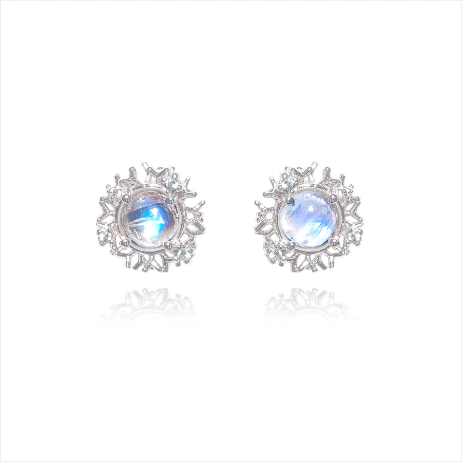 925 Silver Pure Sunshine Earring