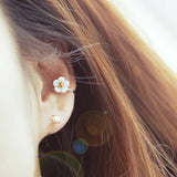 ATI Ear Cuff (mother-of-pearl) - Wingbling Global