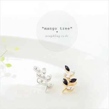 MANGO TREE Ear Cuff - Wingbling Global