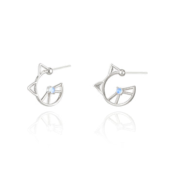 Cutie Cat Earring