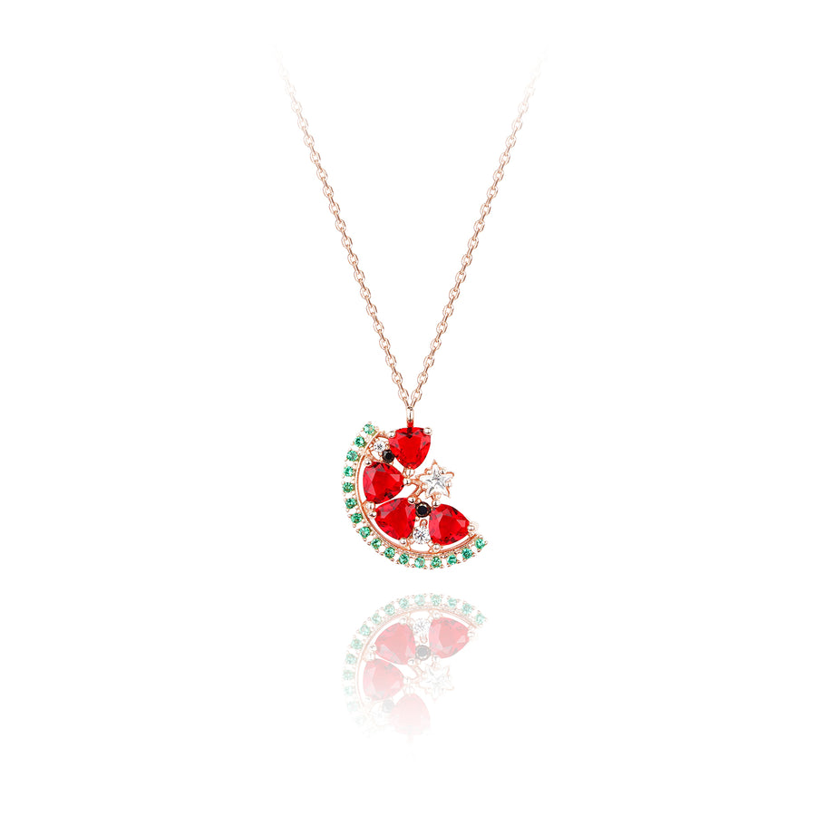 Fresh Moment Watermelon Fruit Jewelry