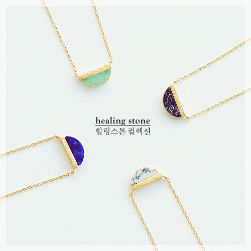LAI HEALING STONE Necklace - Wingbling Global