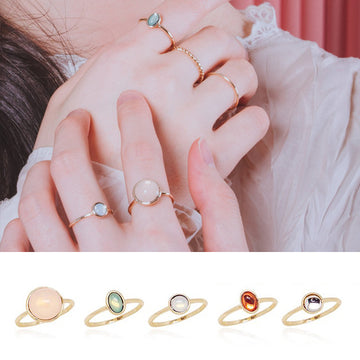 HOLD THE LIGHT Ring (8 items in 1 set) - Wingbling Global