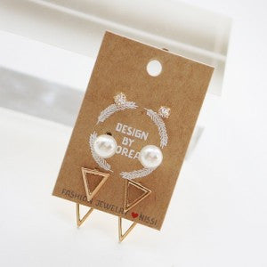 MIRACLE 6 Earring (two-way earring) - Wingbling Global