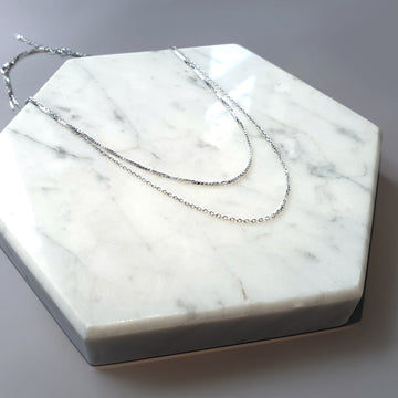 925 Silver Moli Necklace