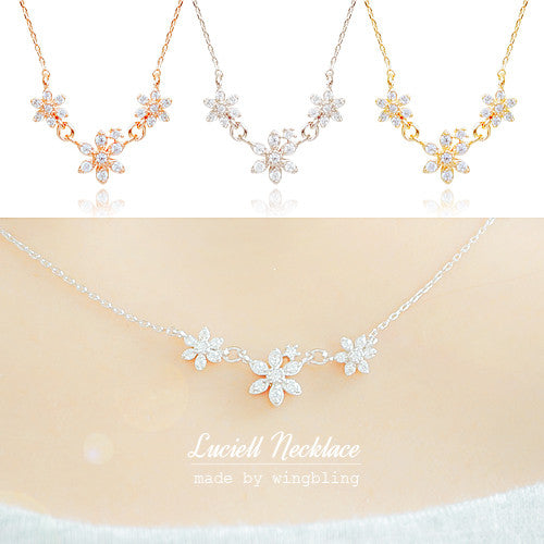 LUCIELL Necklace - Wingbling Global