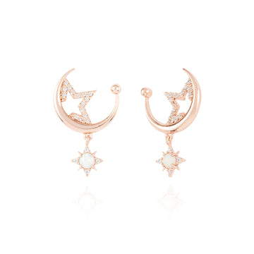 Goddess of  Stars_Charites Earring