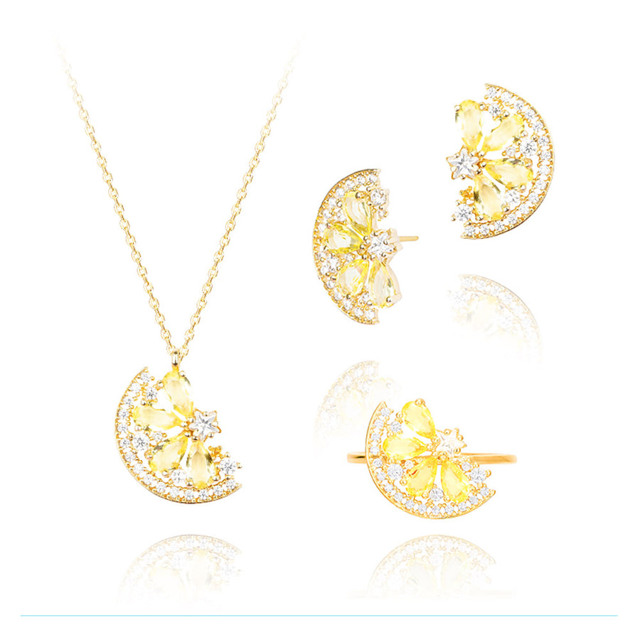 FRESH MOMENT LEMON FRUIT JEWELRY