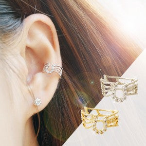 PETIT DRESS Ear Cuff - Wingbling Global