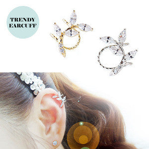 LUMINOUS PURE Ear Cuff - Wingbling Global