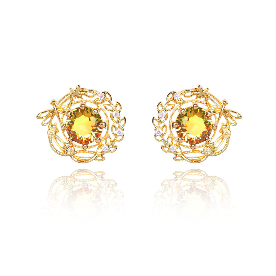 FOUR SEASONS AUTUMN Earring