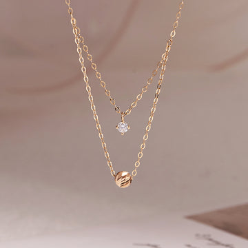 [30% OFF SALE][14K Gold] Glory Necklace