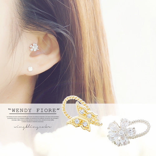 WENDY FIORE Ear Cuff - Wingbling Global