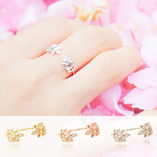 LAUREL Ring (free size) - Wingbling Global