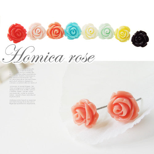 HORMICA ROSE Earring - Wingbling Global