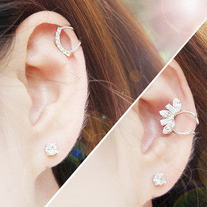 Y TWO WAY Ear Cuff - Wingbling Global