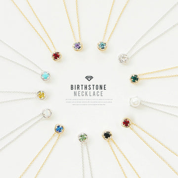 SWAROVSKI BIRTHSTONE Necklace - Wingbling Global