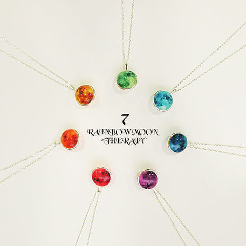 RAINBOW THERAPY necklace