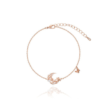 Blooming Cat Bracelet