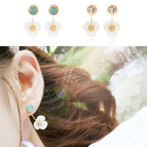 SORMANG Earring (silver pin) - Wingbling Global