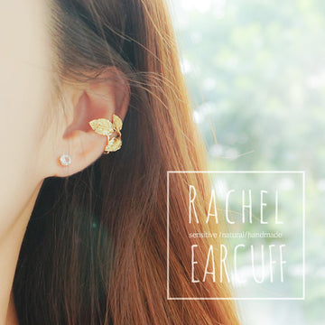 RACHEL Ear Cuff - Wingbling Global