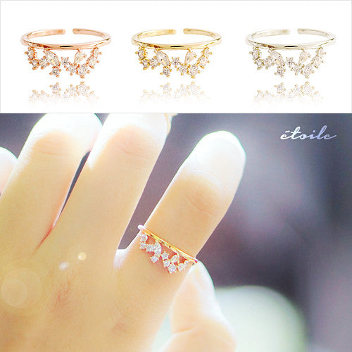 AMI ETOILE Ring - Wingbling Global