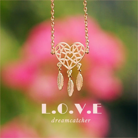 LOVE DREAMCATCHER 5 Bracelet - Wingbling Global