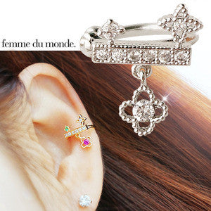 LUCY Ear Cuff - Wingbling Global