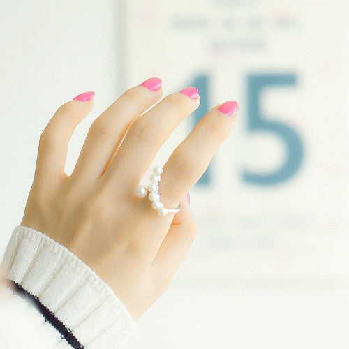 JAMIE Ring (free size) - Wingbling Global
