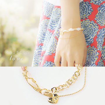 CHIFFON LOVE Bracelet - Wingbling Global