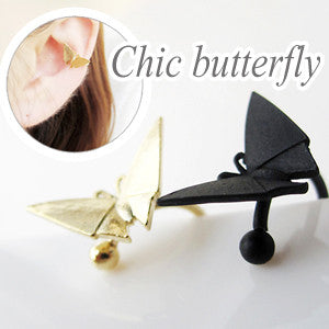 CHIC BUTTERFLY Ear Cuff - Wingbling Global