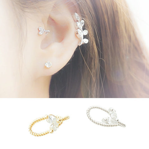 SWEET HEART Ear Cuff - Wingbling Global