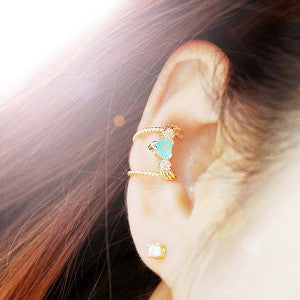 CHARMING Ear Cuff - Wingbling Global