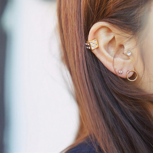 DICE Ear Cuff - Wingbling Global