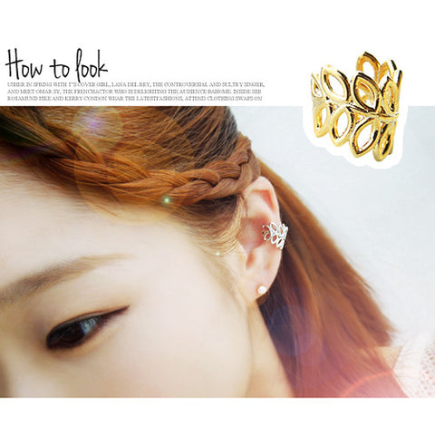 BOIS MARONNIER Ear Cuff - Wingbling Global