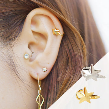 TINY STAR Ear Cuff - Wingbling Global