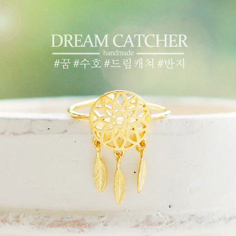 DREAMCATCHER 1 Ring - Wingbling Global