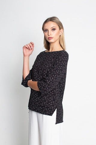 FLARE SLEEVE TOP