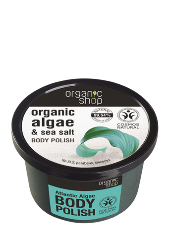Organic Shop Atlantic Algae Body Polish 250ml
