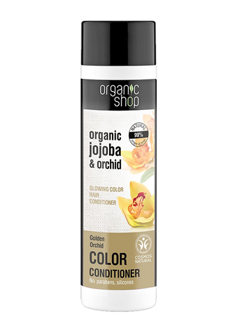 Organic Shop Golden Orchid Colour Protection Conditioner 280ml