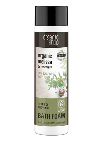 Organic Shop Herbs of Provence Toning Bath Foam 500ml