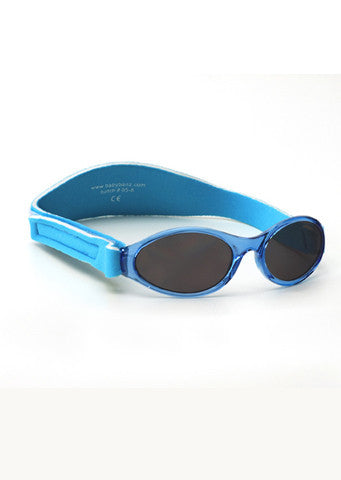 Baby Banz </br>Adventure Banz Sunglasses | Aqua